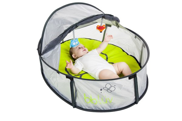 View larger image of Nido Mini Travel Bed & Play Tent