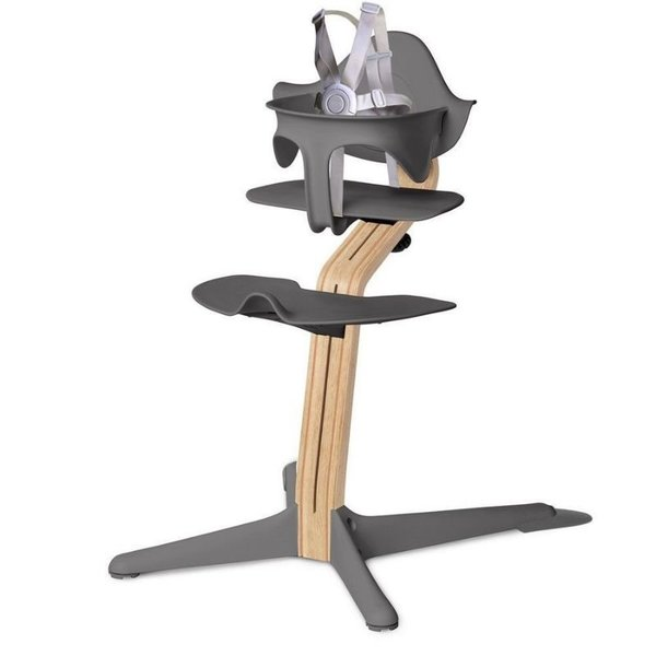 View larger image of High Chair - White Oak
