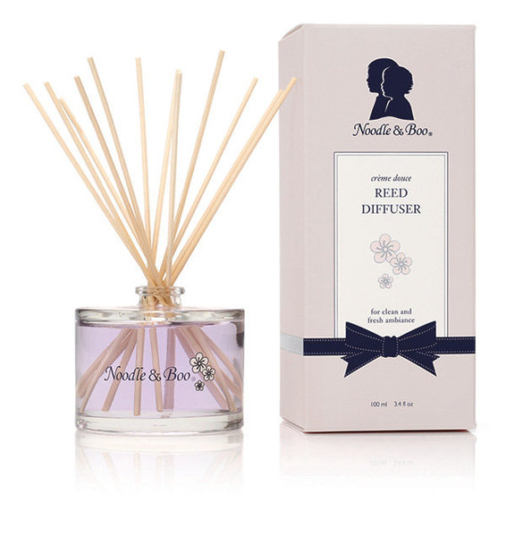 View larger image of Noodle & Boo Baby Gift - Reed Diffuser