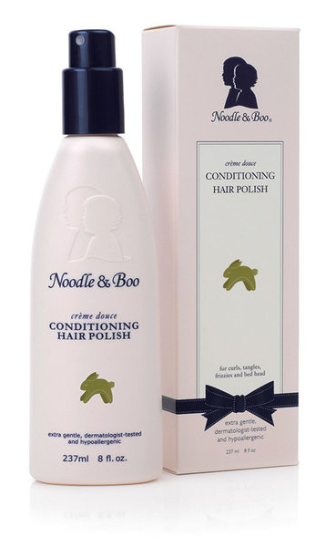 View larger image of Noodle & Boo Conditioning Hair Polish 8oz