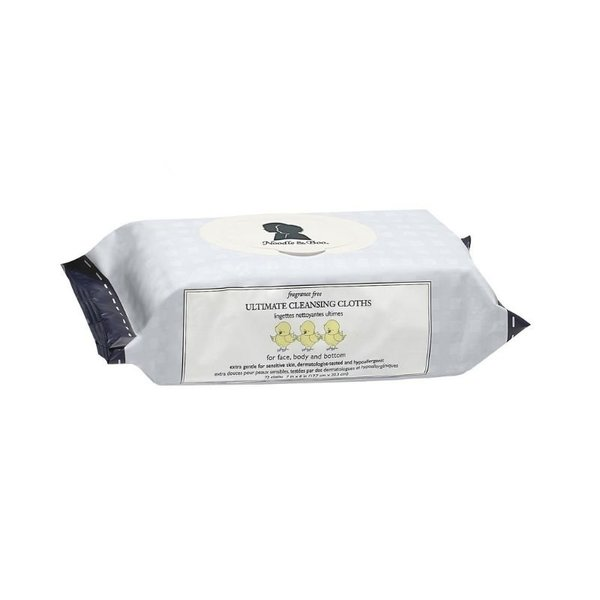 View larger image of Fragrance Free Ultimate Cleansing Cloths - 72 Count
