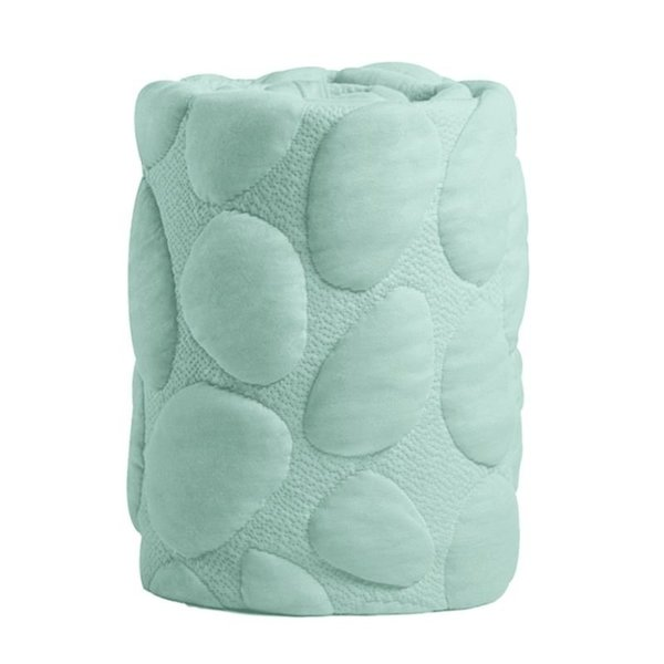 View larger image of Pebble Organic Mattress Cover