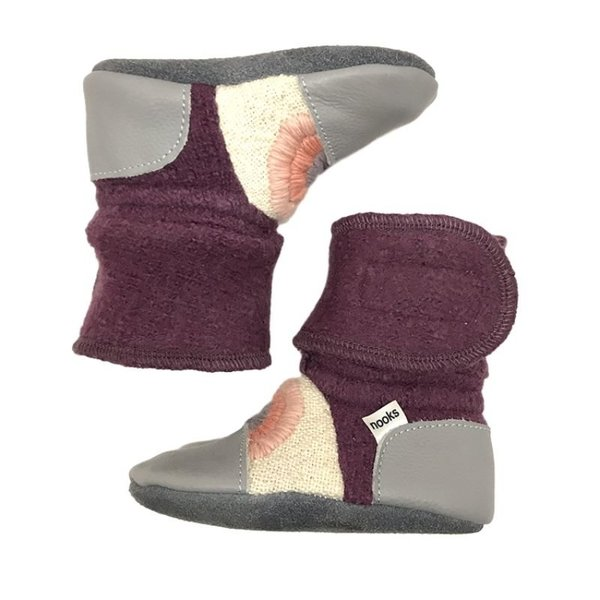 View larger image of Wool Booties