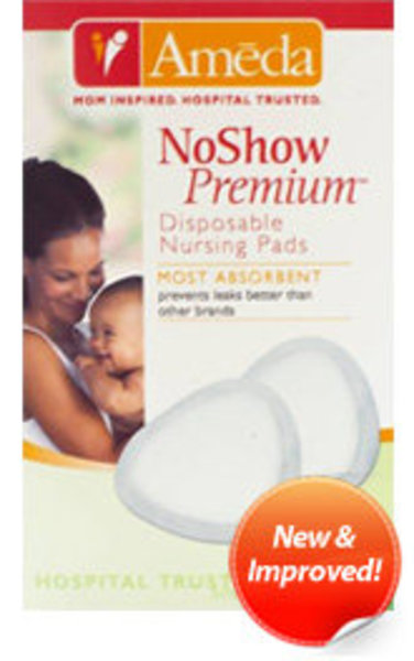 View larger image of NoShow Premium Disposable Nursing Pads (50 Pack)