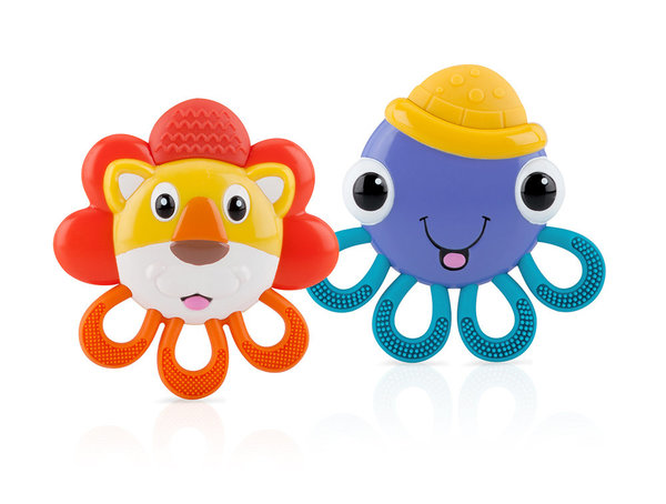 View larger image of Vibe-eez Vibrating Teether
