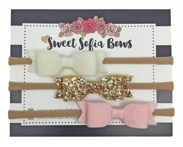 View larger image of Mini Bow - 3 Pack
