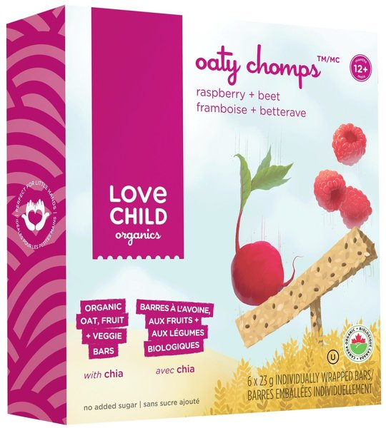 View larger image of Oaty Chomps-Raspberry & Beet