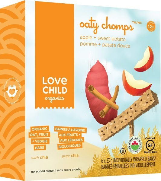 View larger image of Oaty Chomps - Sweet Potato & Apple