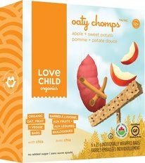 Oaty Chomps - Sweet Potato & Apple