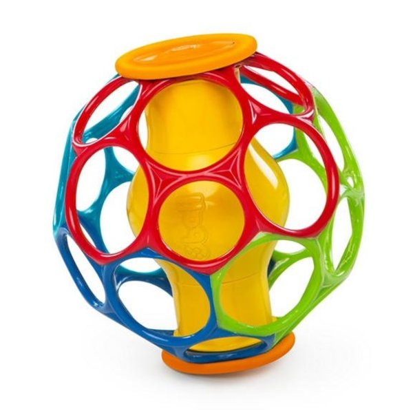 View larger image of Oball - Bounce With Me Ball