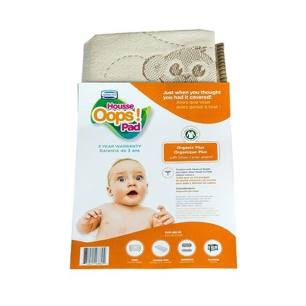View larger image of Oops Organic Multi Use Pad