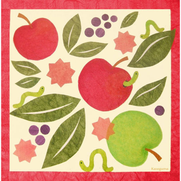 View larger image of Apples and Inchworms
