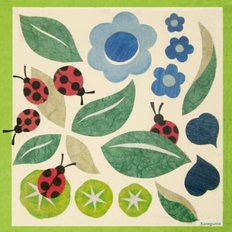 Leaves and Ladybugs