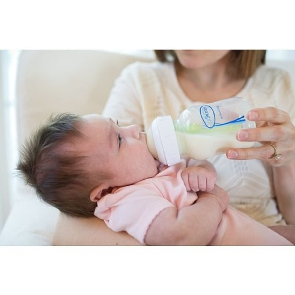 View larger image of Options+ 5oz Wide-Neck Bottle - 3pk