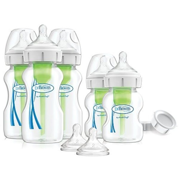 View larger image of Options+ Anti-colic Newborn Feeding Set