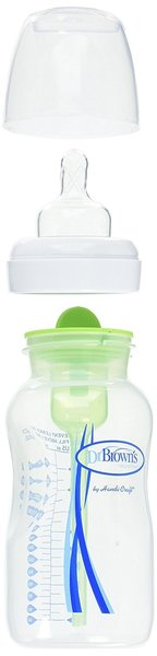 View larger image of Options Wide Neck Newborn Feeding Set