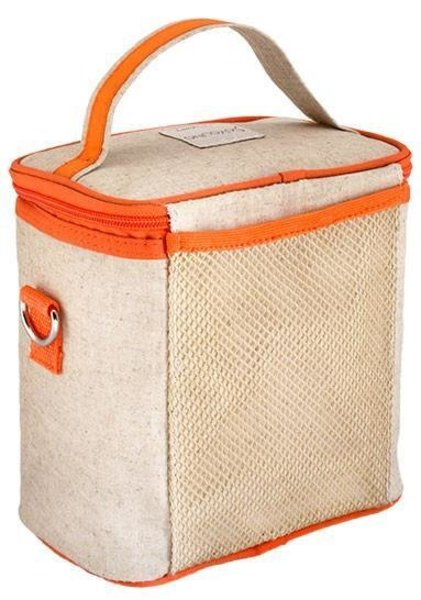 View larger image of Orange Fox Cooler Bag - Small