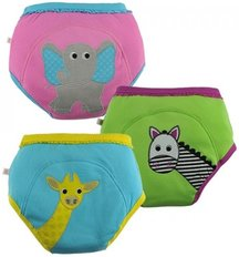 Training Pants - 2T/3T - Girls Safari