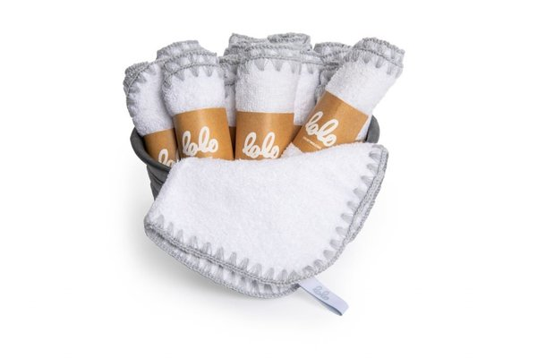 View larger image of Organic Bamboo Washcloth