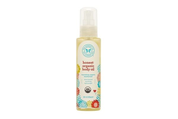 View larger image of Honest Organic Body Oil