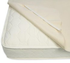 Organic Cotton Waterproof Pad With Straps