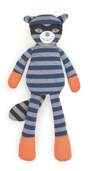 View larger image of Organic Doll-Robbie Raccoon