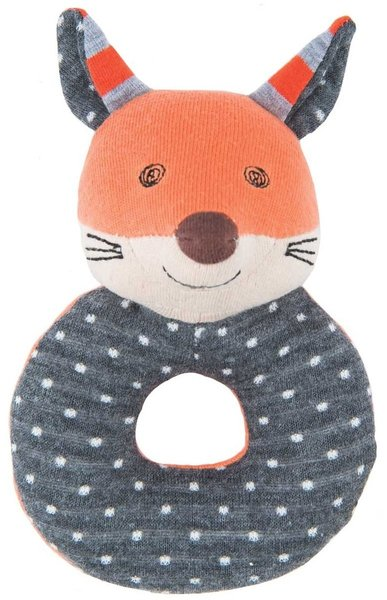 View larger image of Organic Rattle-Frenchy Fox
