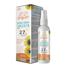 Organic SPF 27 SPRAY Sun Kids