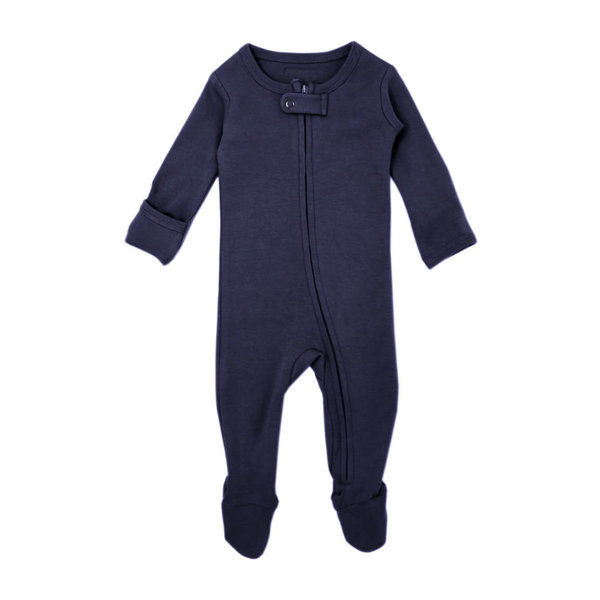 Agrandir l'image de Organic Zipper Footed Sleeper