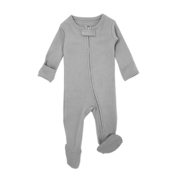 View larger image of Organic Zipper Footed Sleeper