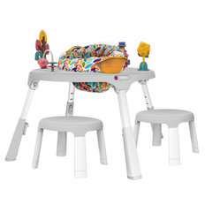 PortaPlay Convertible Activity Centre + Stools - Wonderland