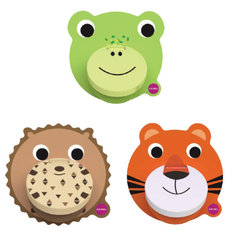 VertiPlay Door Knocker Animal Wall Toy