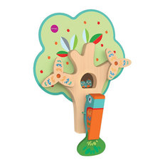 VertiPlay Wall Toy - Busy Woodpecker