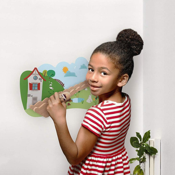 View larger image of VertiPlay Wall Toy - Jack & Jill