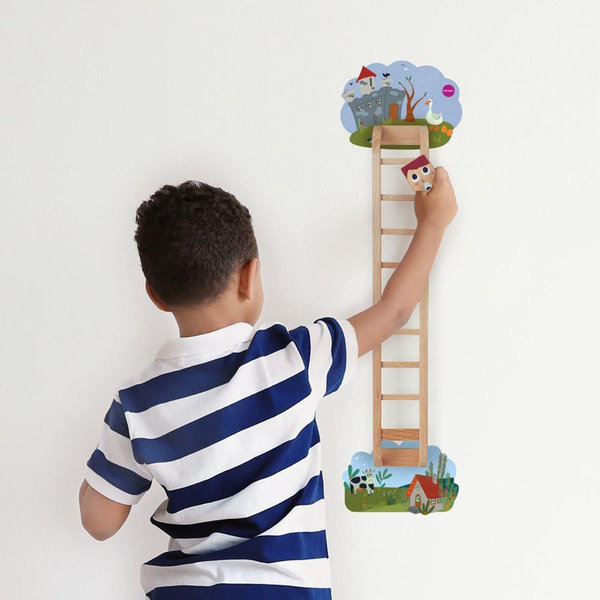 View larger image of VertiPlay Wall Toy - Jack Vs Giant
