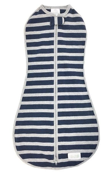 View larger image of Original - Navy & Gray Stripes