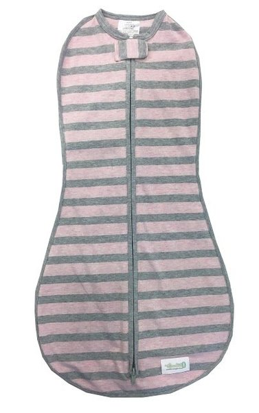 View larger image of Original - Pink & Gray Stripes