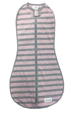 Original - Pink & Gray Stripes
