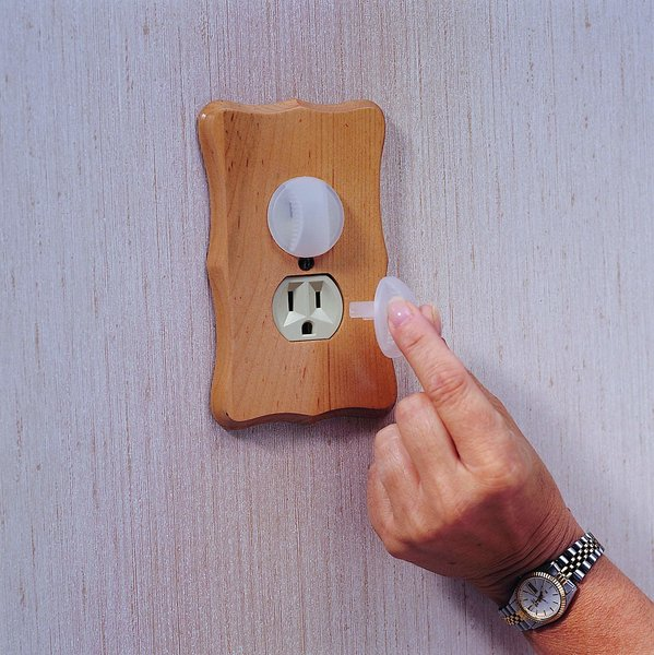 View larger image of Outlet Cap - 12pk
