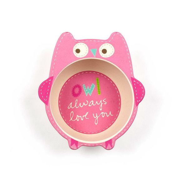 View larger image of Owl Bowl - 2 Pack