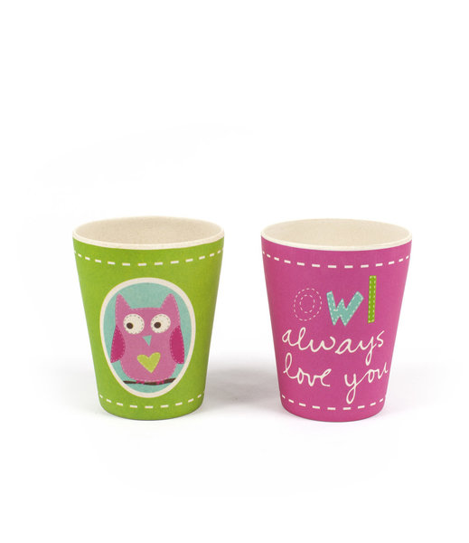 View larger image of Owl Cup - 2 Pack