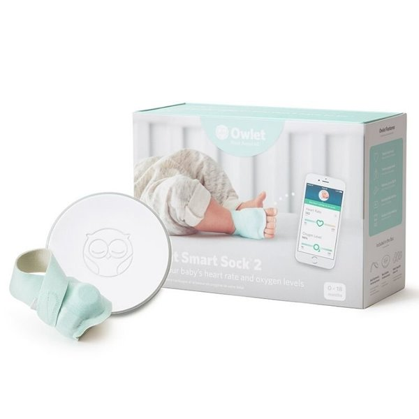 View larger image of Smart Sock 2 Baby Monitor