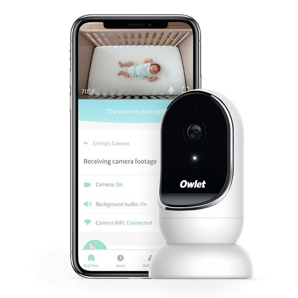 View larger image of Cam Wifi Video Baby Monitor