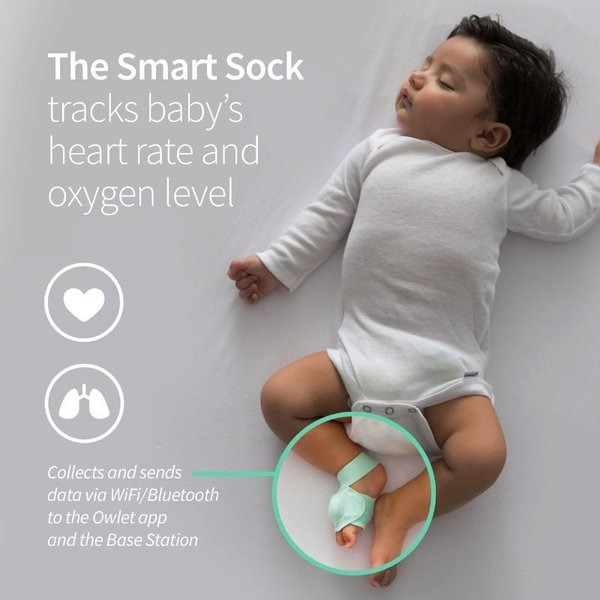 View larger image of Smart Sock and Camera Duo