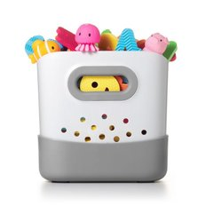 Stand up Bath Toy Bin