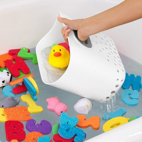 View larger image of Stand up Bath Toy Bin