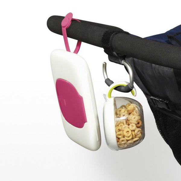 View larger image of Stroller Hook Double Pack
