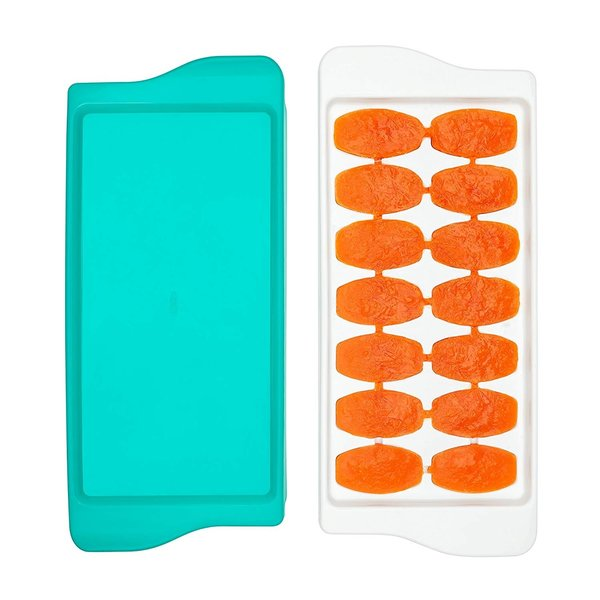 View larger image of Baby Food Freezer Tray - Teal