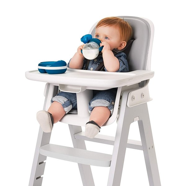 View larger image of Transition Soft Sippy Cup Set - 6oz - Navy