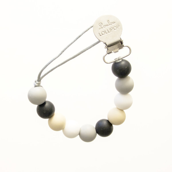 View larger image of Pacifier Clip - Neutral